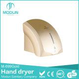 Essiccatore caldo e freddo caldo automatico fissato al muro dell'essiccatore della mano personalizzato nuovo colore di disegno di modo singolo, della mano, essiccatore ecologico della mano per la stanza da bagno