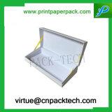 Bespoke твердая квадратная складная коробка подарка хранения перчатки печатание картона