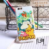 TPU Pokemon vão caixa protetora dos desenhos animados feitos sob encomenda para modelos universais
