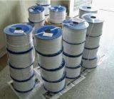 Ronde Kabel Uitgebreide PTFE voor Industriële klep-As en van de Flens Verbindingen