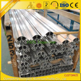 6061 60613의 분말 생산 라인을%s 입히는 알루미늄 T 슬롯 밀어남