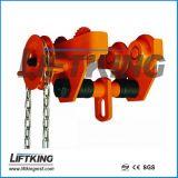 호이스트, 사슬 블럭, 전기 호이스트를 위한 설치된 광속 트롤리