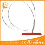 Placa quente flexível de borracha de Slicone da Anti-Condensação flexível elevada