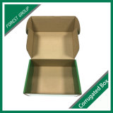 Papel de impresión ecológica Embalaje caja de zapatos