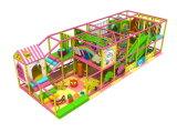 Spätestes Kind-Sicherheits-Plättchen-Innenplastikspielplatz-Plättchen