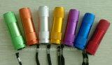 Выдвиженческий миниый электрофонарь Keychain СИД