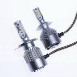 더 좋은 품질 3800lm 36W S6 차 LED 헤드라이트 H4 H/L 광속 전구 자동 헤드라이트 장비