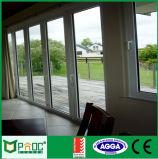 China-Standardgrößen-Aluminiumglas-Falz/Bifold Tür/Bifolding Tür