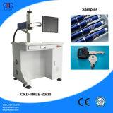 Table Top Marquage fibre machine de gravure laser