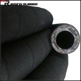Boyau en caoutchouc noir à haute pression pour l'air/eau