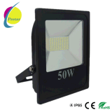 10W-200W 5730SMD LEDs IP65 AC85-265V를 가진 Slimline LED 플러드 빛