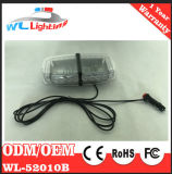 Amber White LED Signal d'avertissement Mini Strobe Lightbar
