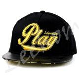 De mode d'impression de rupture couvre-chef d'or Caps&Hats en arrière