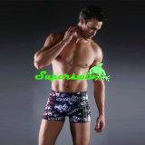 Men Swimwears Boxer Brief