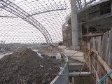 Abdeckung-Form-Stahlbinder für Wasser-Park-Dach