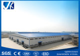 La fábrica ligera galvanizada la mejor calidad de la estructura de acero