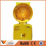 홈과 소통량 철도 안전 보호를 위한 높은 밝은 휴대용 태양 LED 빛