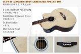 Бас оптовой продажи 4-String фабрики Aiersi электрический акустический (BG01SRCE)