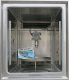 Equipamento de teste de borracha programável do envelhecimento do ozônio