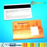 Карточка двойной поверхности стыка RFID Hybird КОМБИНИРОВАННАЯ для контроля допуска