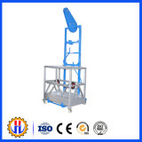 Plataforma suspendida cuerda de /Steel Zlp630 Zlp800 del dispositivo de seguridad del alzamiento