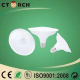 Ctorch UFOの形アルミニウムLEDの球根の照明20W