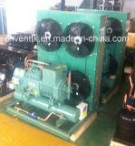 Unità di condensazione raffreddata aria di temperatura insufficiente per la stanza del congelatore