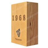 Rectángulo de madera del whisky (HJ-PWSY01)