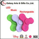 가장 새로운 LED 다채로운 손 Bluetooth 스피커 음악 싱숭생숭함 방적공