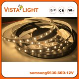 Variável 12V SMD 5630 Flexible LED Strip Light para hotéis