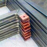 Staaf van de Steun van het Koper van Ti de Beklede voor Natte Metallurgie