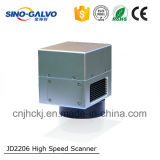 Varredor principal Jd2206A do laser da indústria Ce/RoHS/ISO9001 para a máquina do laser