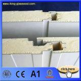 El alto panel de emparedado del poliuretano de la PU de Qualtity para el edificio