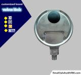Olio di alta qualità - manometro riempito dell'acciaio inossidabile