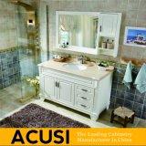 Neue Ankunfts-amerikanische einfache Art-festes Holz-Badezimmer-Eitelkeit (ACS1-W12)