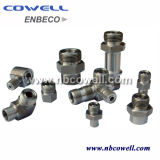 Baugruppe-hohe Genauigkeits-hydraulische flexible Verbindungen