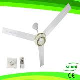 12V ventilateur de plafond solaire de C.C 56inches d'intérieur (FC-56DC-G)