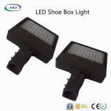 Nieuwe Design 100W 150W LED Shoe Box Light voor Outdoor Using