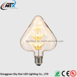 수출 최신 판매인 창조적인 LED 노란불 G125 3W 전구