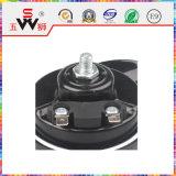Wushi Car Iron Disc Horn Speaker pour pièces de machines