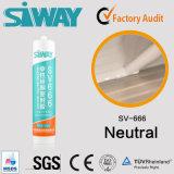 Het neutrale Dichtingsproduct van het Silicone met Uitstekende kwaliteit