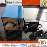 インク袋およびインクカートリッジのための小型インク充填機