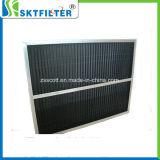 Filtro de ar de nylon do engranzamento da alta qualidade 10mm com frame de alumínio