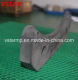 Часть CNC высокой точности подвергая механической обработке стальная Lathe