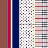 100%Polyester пикник Pigment&Disperse напечатал ткань для комплекта постельных принадлежностей