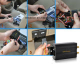 Самое лучшее качество Tk103A миниое GPS/SMS/GPRS отслеживая отслежыватель системы положения GPS автомобиля корабля приспособления в реальном масштабе времени