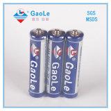 Batterie de zinc de carbone de D.C.A. 1.5V R03 (Um4)