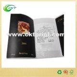 접착성 UV 입히는을%s 가진 호화스러운 광택지 포도주 레이블 (CKT-LA-456)