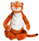 Boneca de brinquedo de pelicula de tigre de malha preta