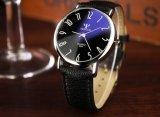 De nieuwe PromotieHorloges van de Luxe van het Kwarts van de Mensen van de Horloges van de Steelband van het Netwerk van het Horloge van de Manier